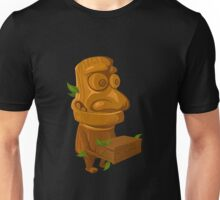 Glitch Inhabitants npc rube Unisex T-Shirt