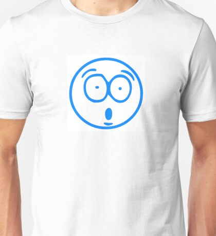 Cartoon Smiley Unisex T-Shirt