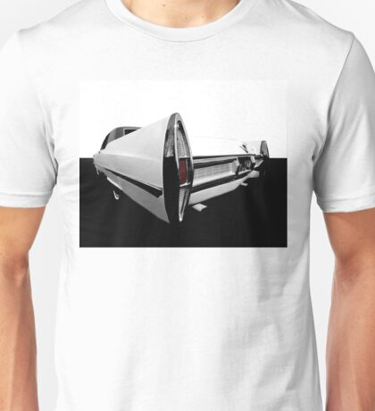 1968 Cadillac - high contrast Unisex T-Shirt