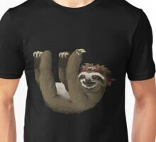 Glitch Inhabitants npc sloth Unisex T-Shirt
