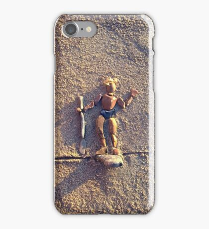 Paddleboard II iPhone Case/Skin