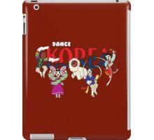 Dance KOREA iPad Case/Skin