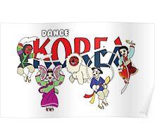 Dance KOREA Poster