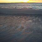 winter sunset, Orkney by lukasdf