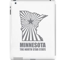 Minnesota 01 iPad Case/Skin