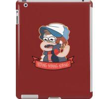 Paperjam Dipper iPad Case/Skin