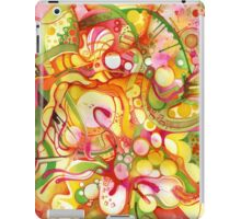 Sunlight Is Free (If You Live At The Top) - Watercolor Art iPad Case/Skin