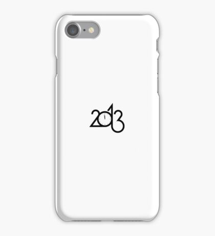 Happy New Year 2013 iPhone Case/Skin