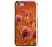 Northern Territory Wildflowers iPhone Case/Skin