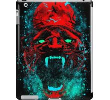Midnight Panther iPad Case/Skin