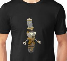 Glitch Inhabitants npc tool mart Unisex T-Shirt