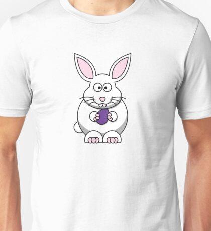 Cartoon Bunny Unisex T-Shirt