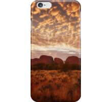 Kata Tjuta Sunrise iPhone Case/Skin