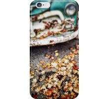 worked me to the bone  iPhone Case/Skin