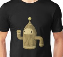 Glitch Inhabitants npc widget Unisex T-Shirt