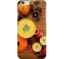 Fall Squash Soup iPhone Case/Skin