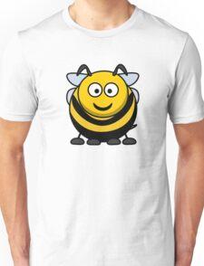 Cartoon Bee Unisex T-Shirt