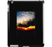 Atlantic Ocean Sunrise iPad Case/Skin