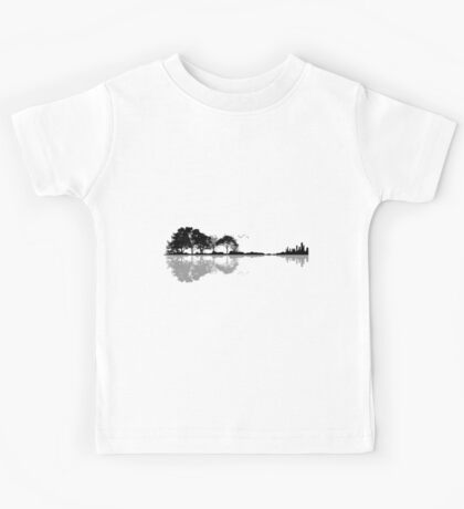 Nature Guitar Kids Tee