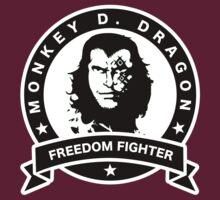 Monkey D. Dragon X Che T-Shirt
