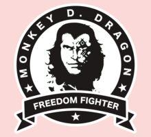Monkey D. Dragon X Che Baby Tee