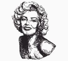 Icon: Marilyn Monroe  by BDalke