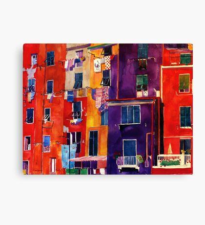 Portovenere Canvas Print