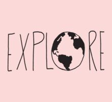 Explore the Globe Kids Clothes
