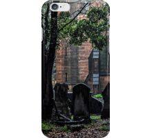 Camperdown Historic Cemetery iPhone Case/Skin