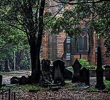 Camperdown Historic Cemetery by JOSEPH-ILIADIS