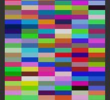 Pi Chart, Blocks by kostecki