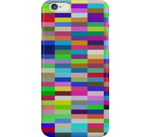 Pi Chart, Blocks iPhone Case/Skin