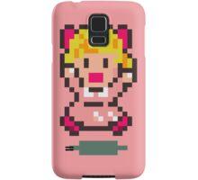 Paula - Earthbound Samsung Galaxy Case/Skin