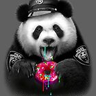 DONUT COP by MEDIACORPSE