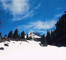 Mt Hood by Leah Flores