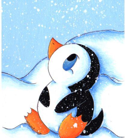 Antarctic Flurry Sticker