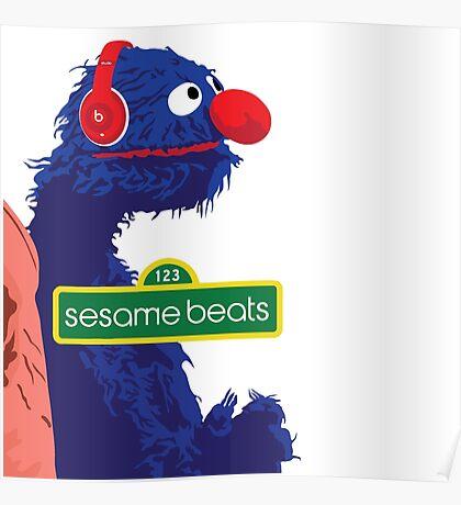 Sesame Beats Poster