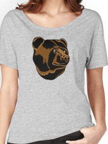 Bruins Pooh Bear Women's Relaxed Fit T-Shirt