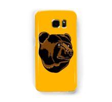 Bruins Pooh Bear Samsung Galaxy Case/Skin