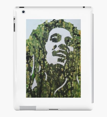 Bob Marley iPad Case/Skin