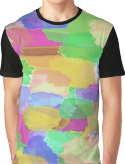Light Bright Watercolor Graphic T-Shirt