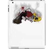 Sleeping Heart iPad Case/Skin