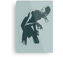 Ghoul Metal Print