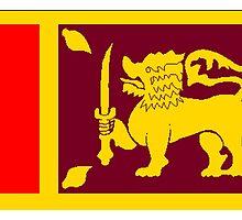 Sri Lanka Flag by kwg2200