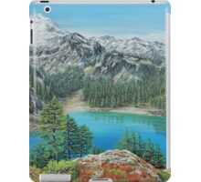 Mount Baker Wilderness iPad Case/Skin