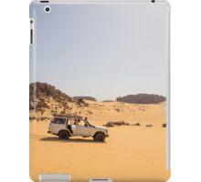 Desert Explorer iPad Case/Skin