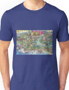 Where's daft punk Unisex T-Shirt
