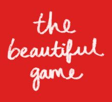 Soccer: The Beautiful Game Baby Tee