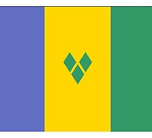 St Vincent Flag by kwg2200