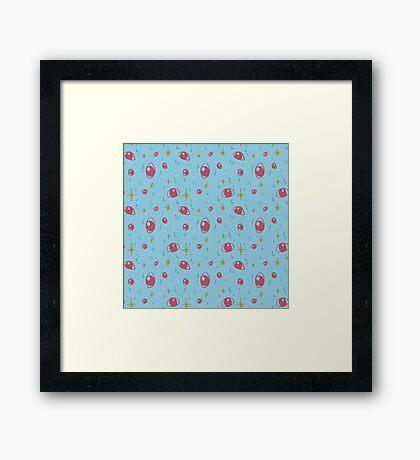 Tender Star Eye Shines #1 Framed Print